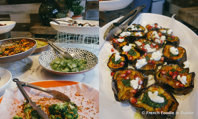 industry deli dublin salad counter
