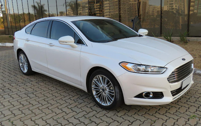 Ford Fusion: de 2013 à 2015 convocados para recall por defeito no cinto de segurança