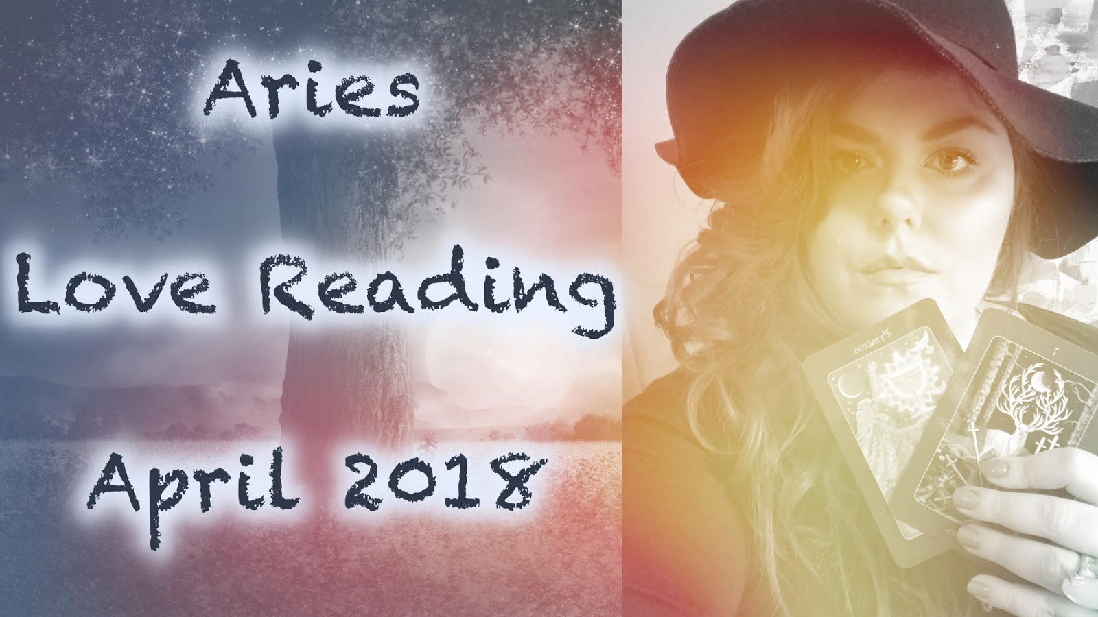 extended aries love tarot card reading april 2018 - Love Card Reading