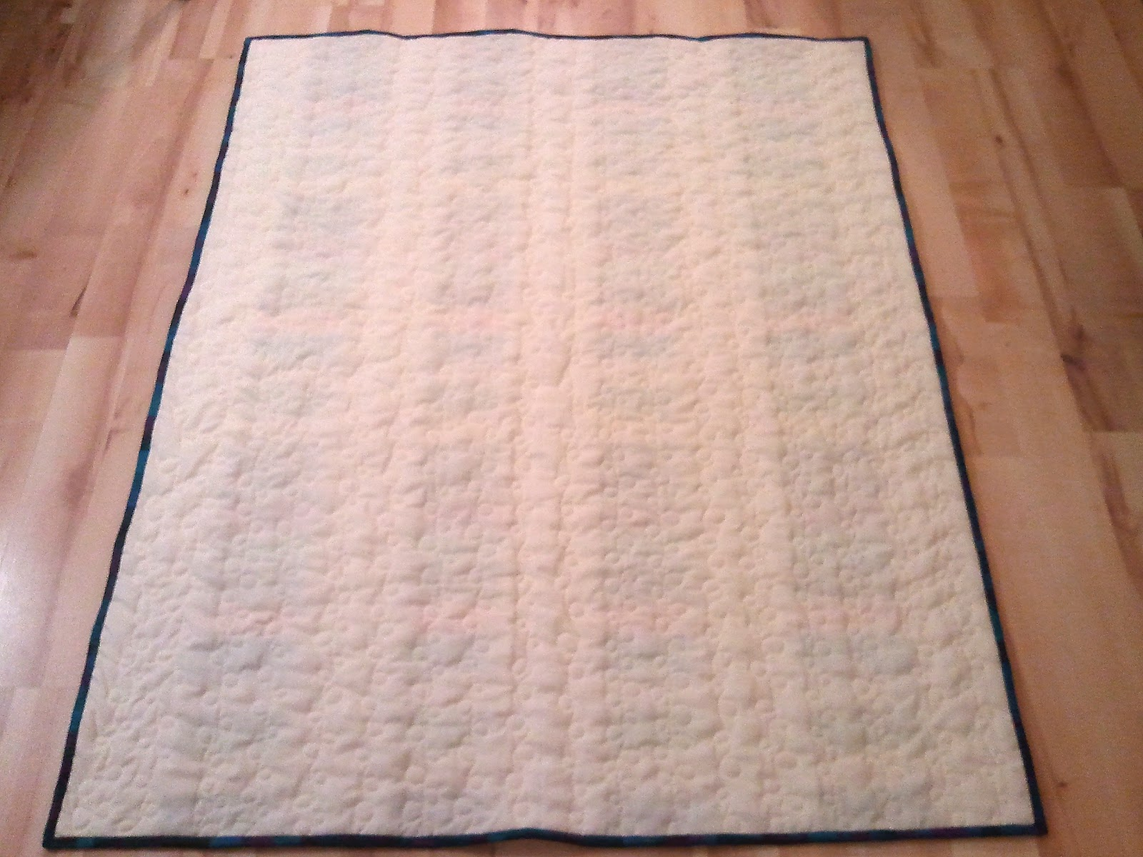 The Recipe Bunny Beach Jelly Roll Quilt