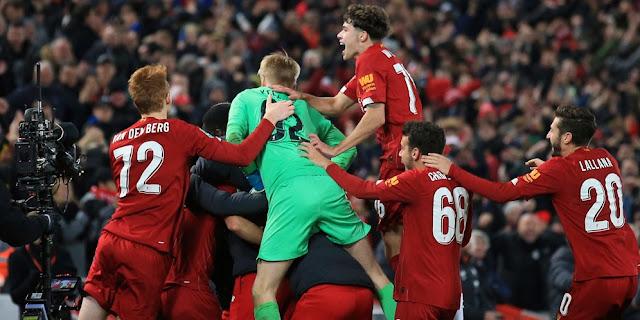 Liverpool Punya Alasan Kuat untuk Menyampingkan Carabao Cup, Apa Itu?