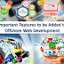Important Features to be Added to Offshore Web Development