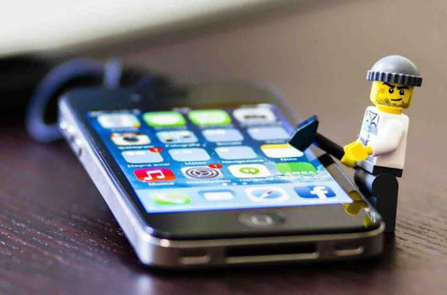 Tanda-tanda Smartphone Kamu Diretas