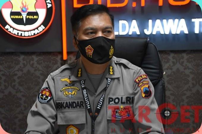 Polda Jateng Akan Tindak Tegas Siapapun Yang Bunyikan Petasan Di Perayaan Malam Pergantian Tahun  Baru 2021