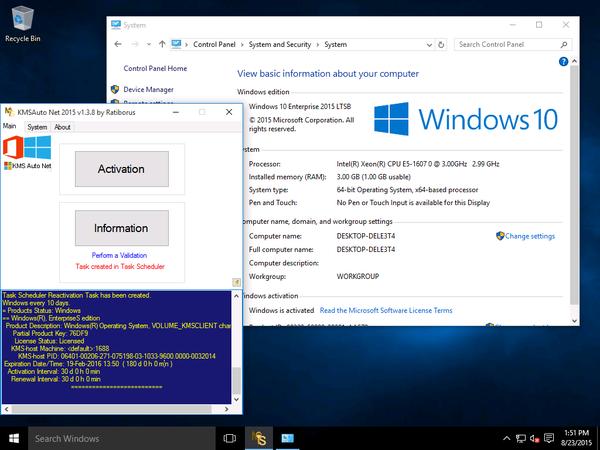 Kmsauto Net 2016 1 4 9 Activador De Windows Y Office Final