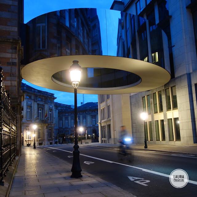 5 lugares fora do circuito turístico em Bruxelas : Passarelle Tondo