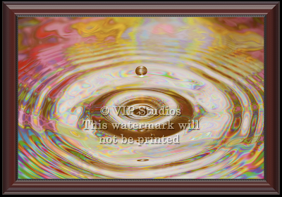 Water Art Print WD1_6248