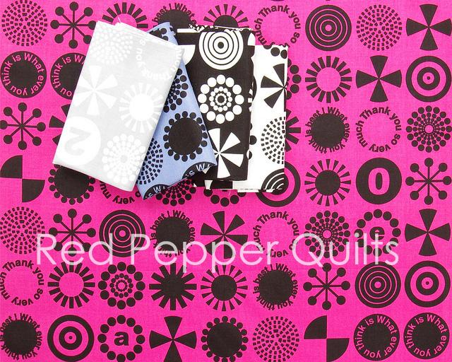 First of Infinity  by Kumiko Fujita and Kazue Nakajima  for Lecien Fabrics