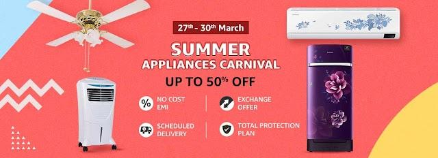 Amazon Summer Appliances Carnival 2021