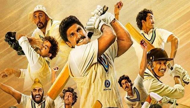 83 Full Movie Online Leaked By Tamilrockers
