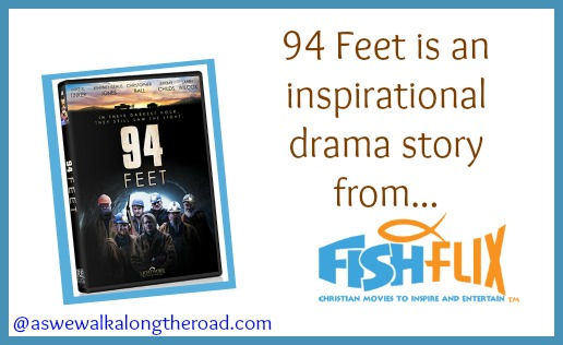 Review of 94 Feet, a family-friendly DVD