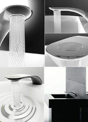 Ideas de grifos elegantes e innovadores
