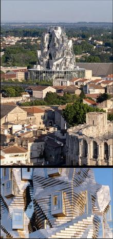 Ο ΝΕΟΣ ΠΥΡΓΟΣ ΤΟΥ Frank Gehry ΣΤΗΝ ΓΑΛΛΙΑ