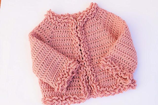 4 - Crochet Imagenes Chaqueta de invierno a crochet y ganchillo por Majovel Crochet