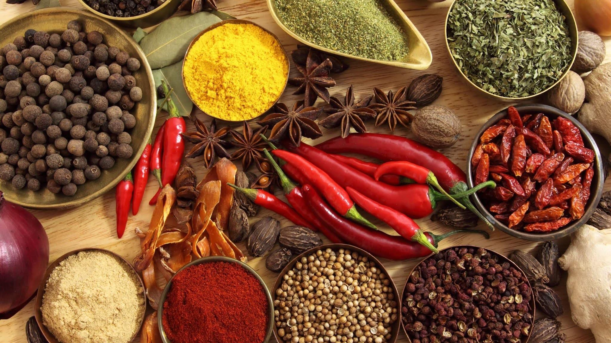 Spice wholesaler