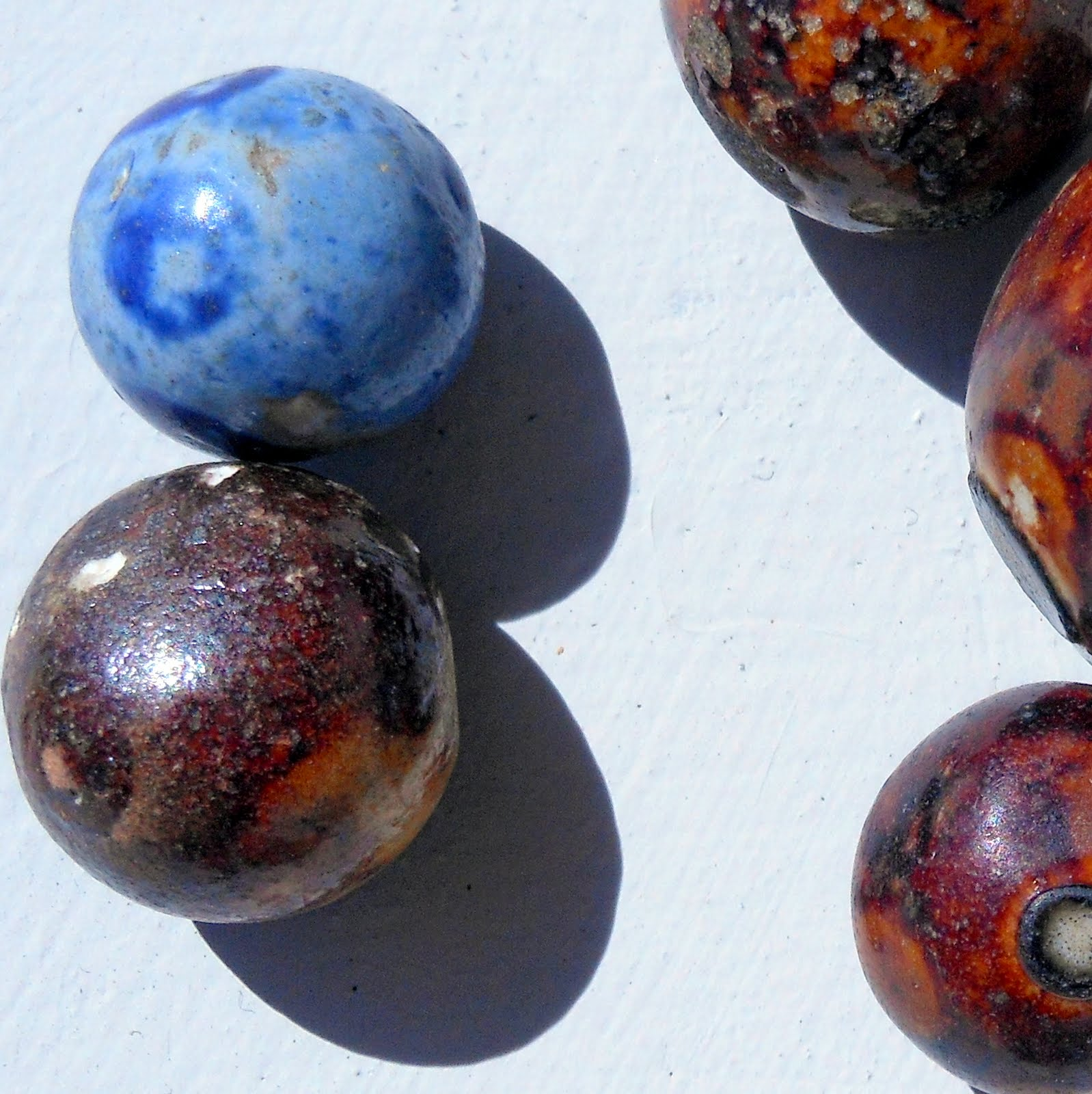 Revisionary Life I Have Found My Marbles