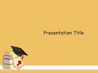 Free Download 2012 Graduation PowerPoint Template 1