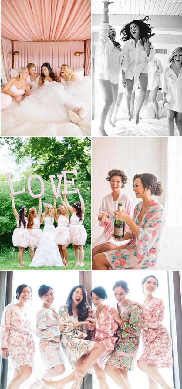 fotos divertidas de noivas e madrinhas