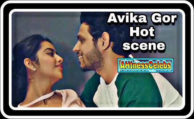 Avika Gor sexy scene - Net (2021) HD 720p