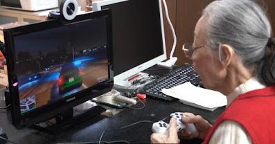 Youtuber Gaming Tertua