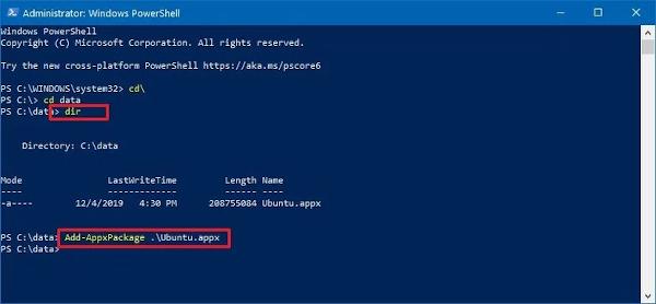 Install_Ubuntu_WSL_Powershell