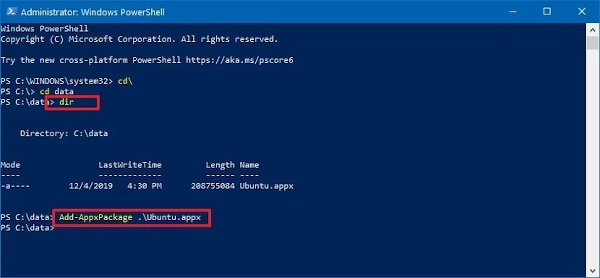 Cara Instal Windows Subsystem For Linux Di Windows 10