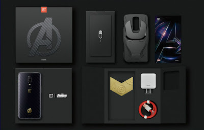 OnePlus 6 Marvel Avengers Limited Edition Goes on Sale in India Today: How and Where to Buy with best Price, Offers and More