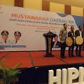 Rizky Syahputra Calon Tunggal Musda HIPMI  Aceh
