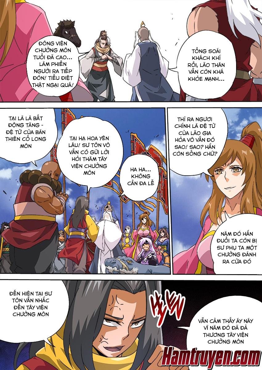 Quyền Bá Thiên Hạ Chapter 167