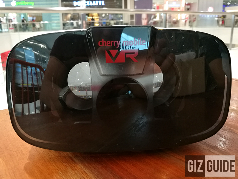 Cherry Mobile VR Review - Virtual Reality 101