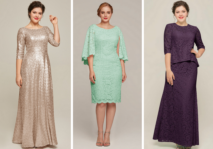AW mother of the bride dresses