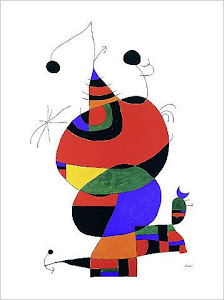 Joan MIRÓ - HOMAGE TO PICASSO