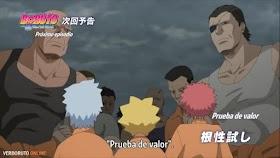 Boruto: Naruto Next Generations Capítulo 142 Sub Español HD