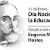 EFEMERIDES Y FECHAS IMPORTANTES 11 DE ENERO