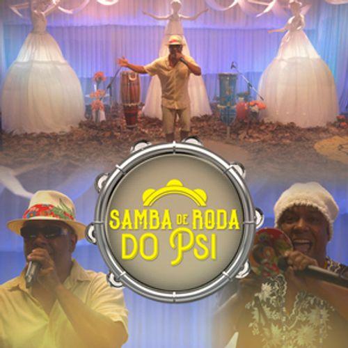 Psirico - Samba de Roda do Psi - Julho - 2020