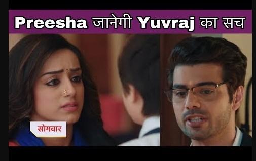Big Twist : Yuvraj's real face unveils to Prisha in Yeh Hai Chahatein
