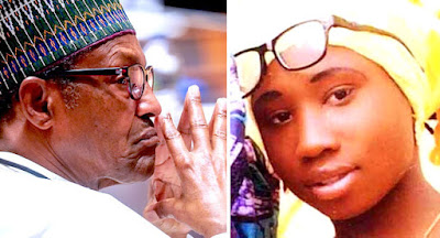 Two Years In Captivity: Buhari Remembers Leah Sharibu, Speaks About Her Freedom