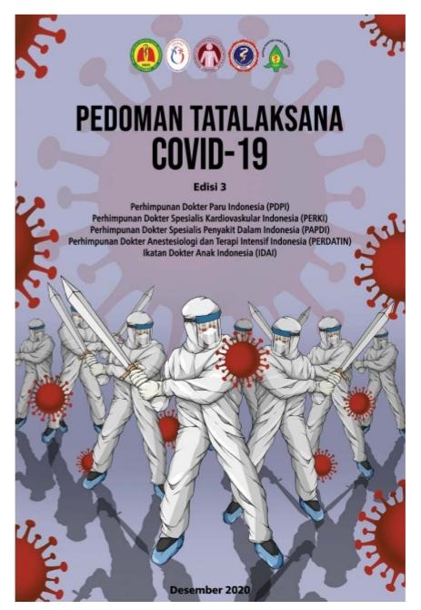 TERBARU! Pedoman Tatalaksana Covid-19 Edisi 3 (Desember 2020)