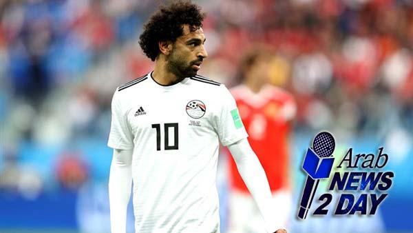 محمد صلاح يوجة رسالة للمنتخب 2019 مع ArabNews2Day