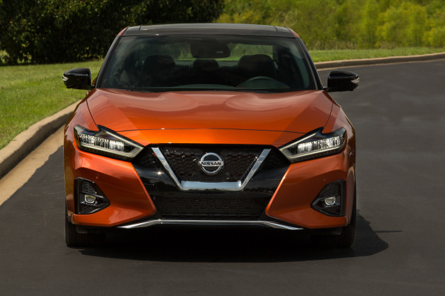 2020 Nissan Maxima Review