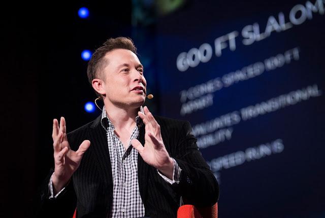 """""""Elon Musk"""" أصبح اليوم أغنى رجل في العالم"""