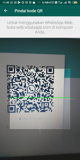 Cara Menyimpan Foto Profil Whatsapp lewat laptop 4