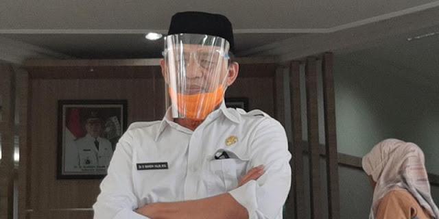 Gubernur Banten Dipastikan Tidak Disuntik Vaksin Sinovac, Ini Alasannya
