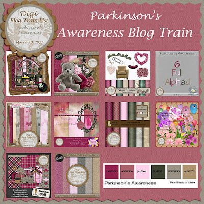 Digi Blog Train List Parkinson