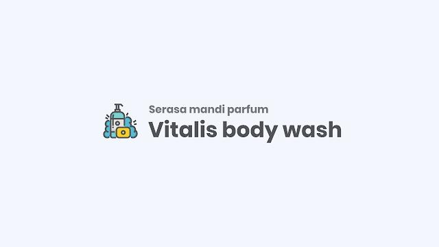 Serasa mandi parfum setiap hari