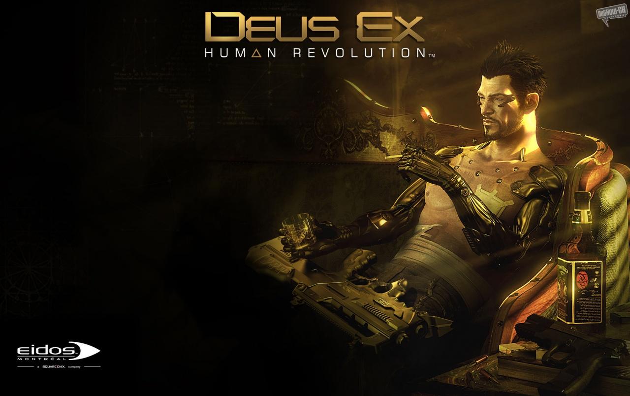 "Elon Musk called Deus Ex: Human Revolution a ""great"" game"
