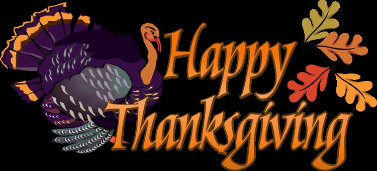 Roscoe Hard Times: Happy Thanksgiving! (750 x 342 Pixel)