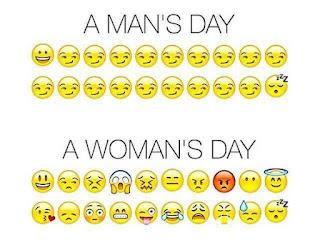 мужской день VS женский день
