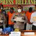 Kurir Dan Shabu 1 Kg, Berhasil Di Amankan Satres Narkoba Polres Pinrang