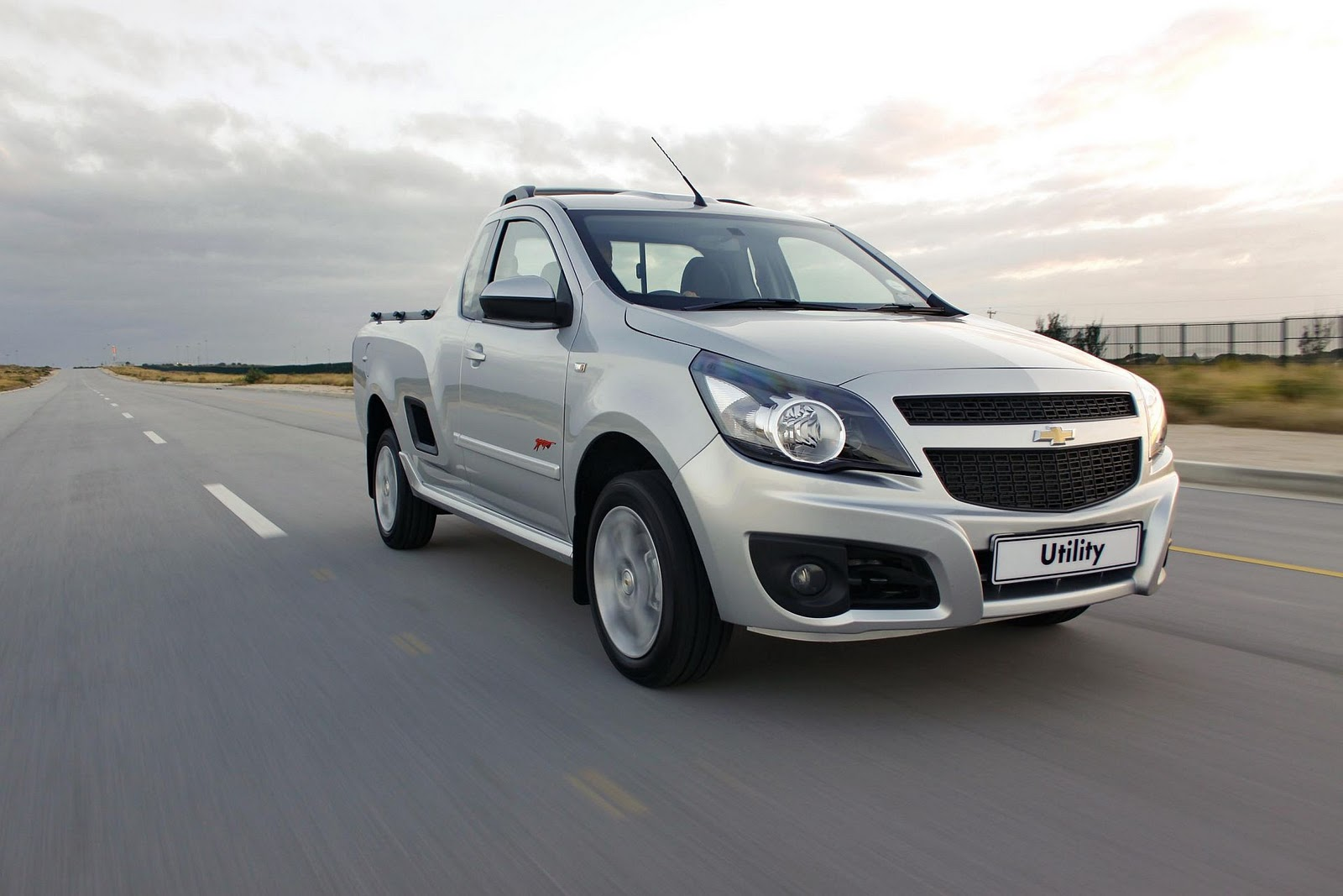 IN4RIDE: BRAND NEW CHEVROLET UTILITY DRIVEN